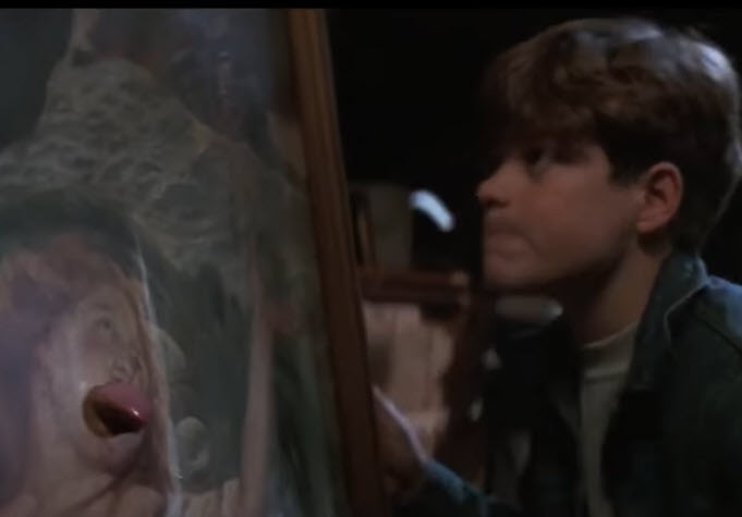 mikey painting goonies