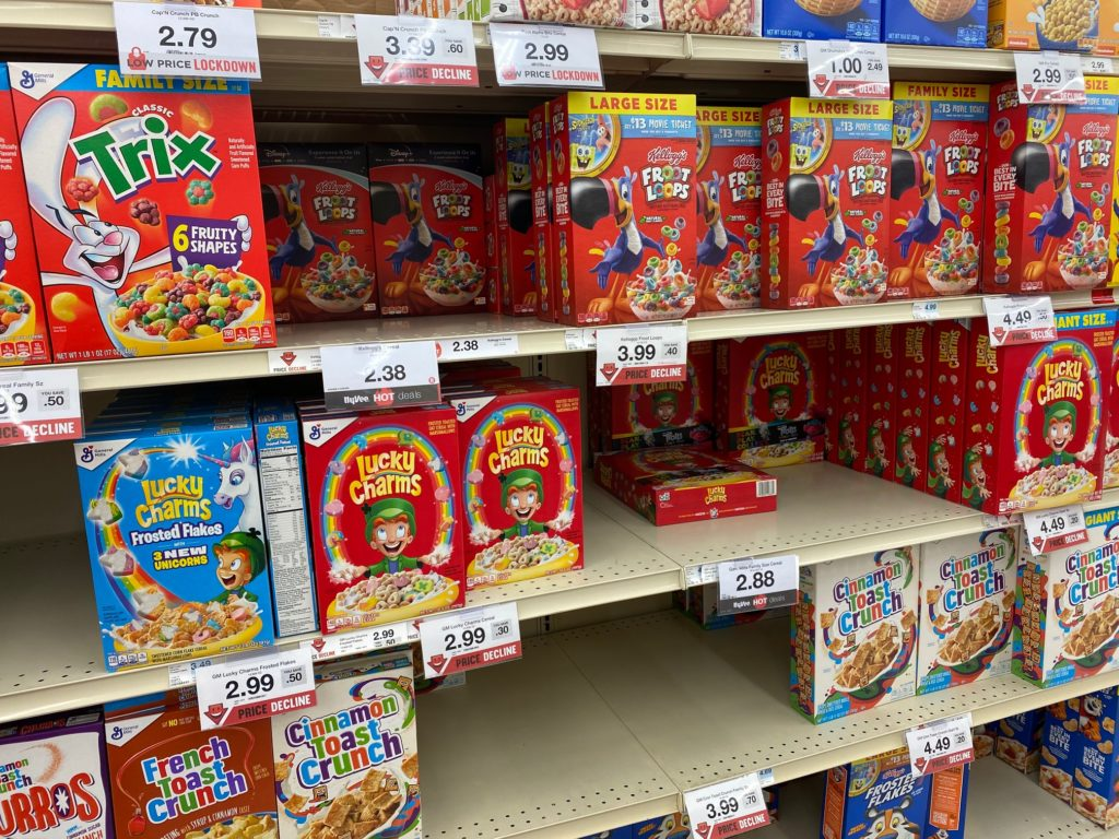 cereal isle