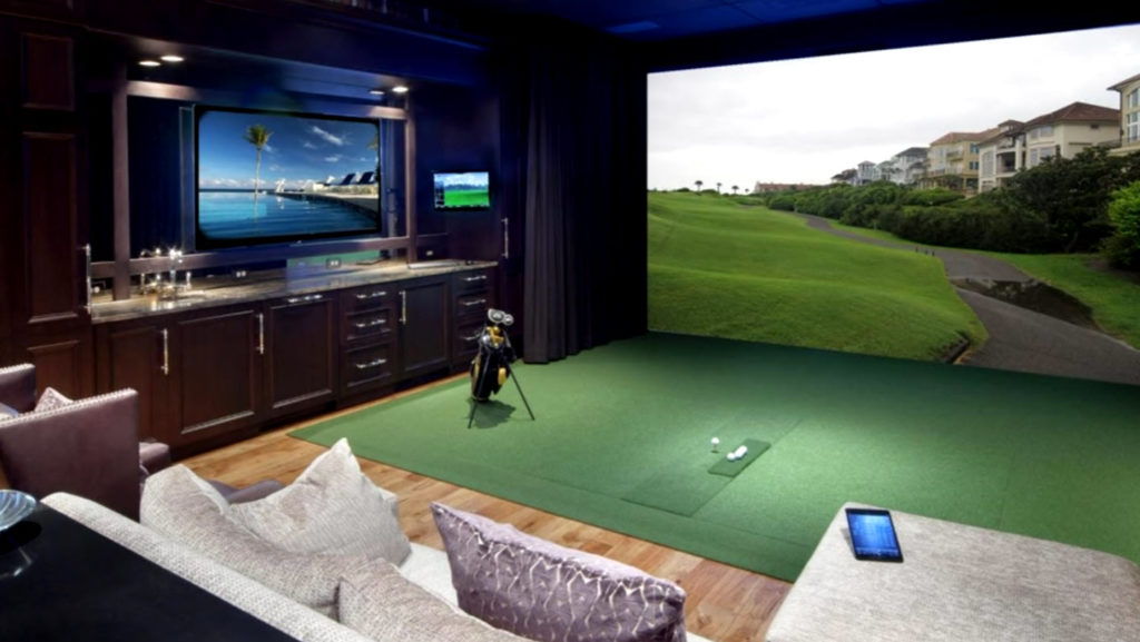 golf man cave essentials