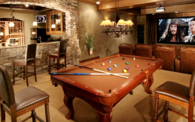 Top 10 Man Cave Essentials