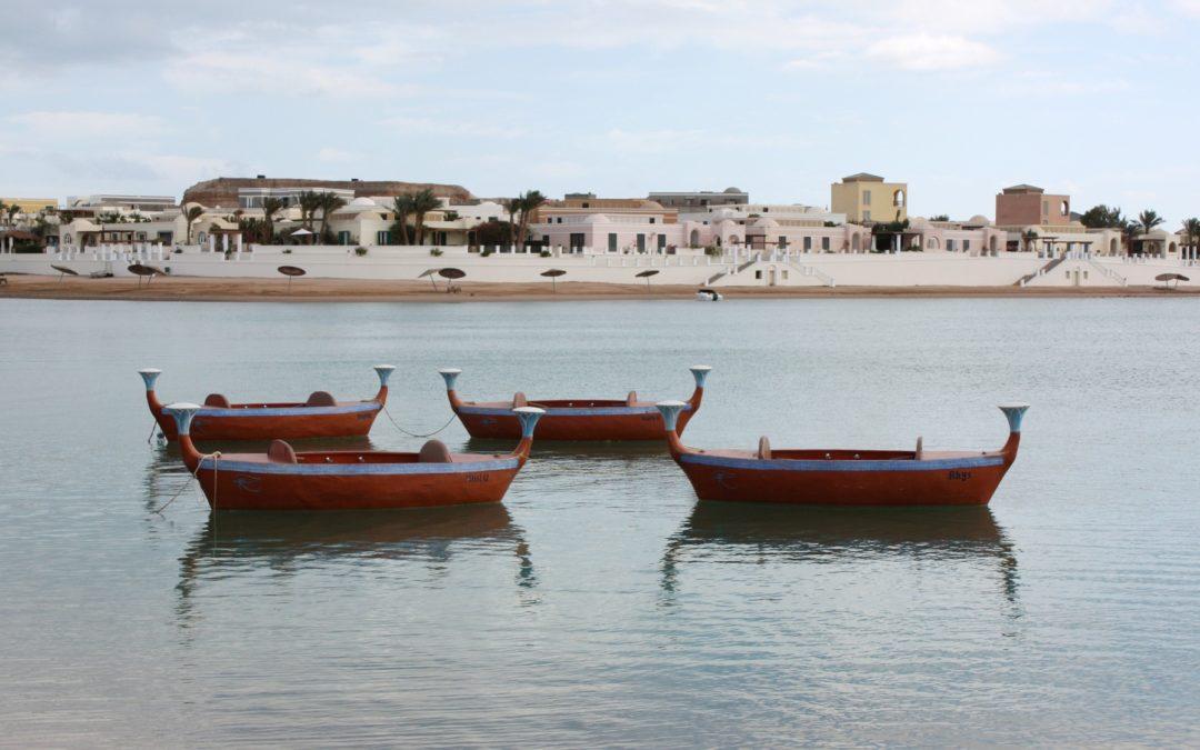 An Egyptian Vacation: Lagoons, Tuk Tuks, & the Sun
