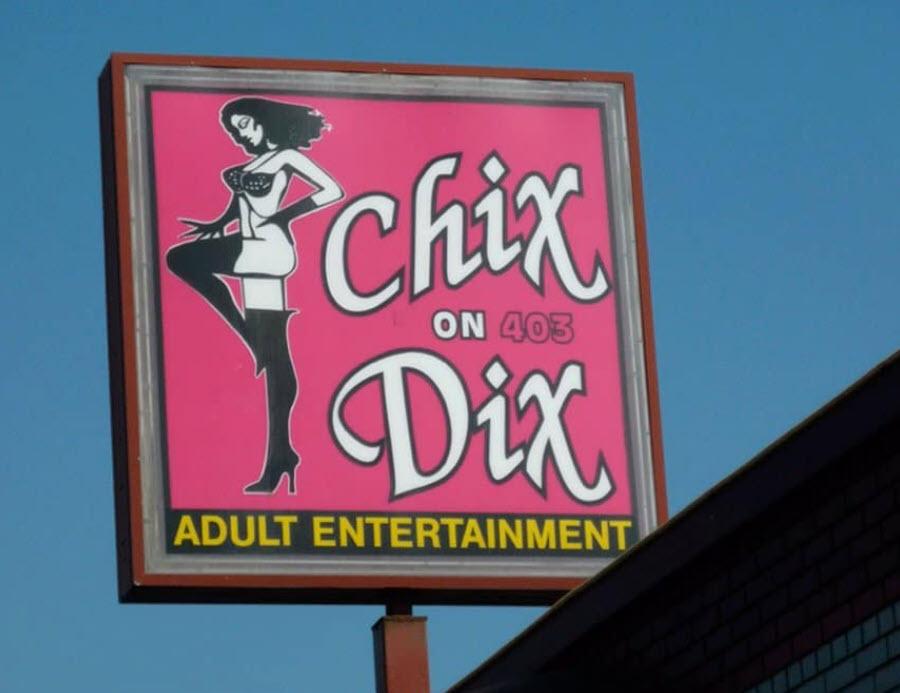 Funniest Strip Club Names