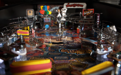 How A Pinball Machine Works