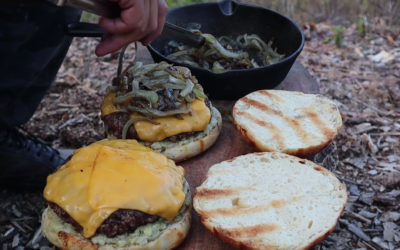 The Best Burger Recipe in the Nature